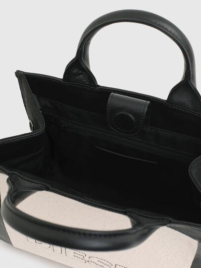 Diesel - SANBONNY SPF, Black/White - Satchels and Handbags - Image 4