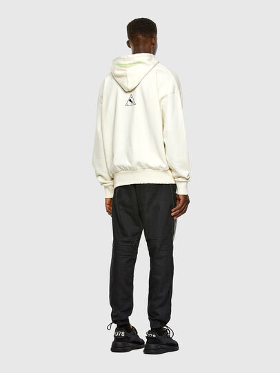 Diesel - S-ALBY-X2, White - Sweaters - Image 6
