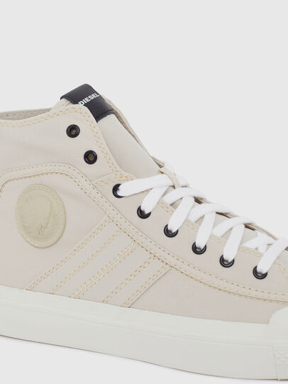 Diesel - S-ASTICO MID LACE, Face Powder - Sneakers - Image 4