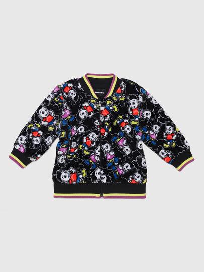 Diesel - SWALLOB, Black - Sweaters - Image 1