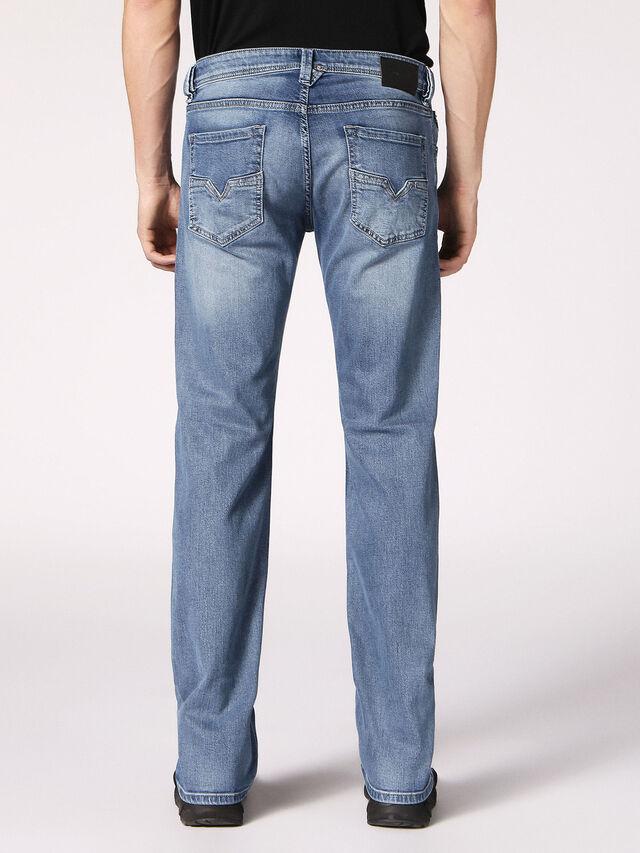 LARKEE 084RB, Blue Jeans