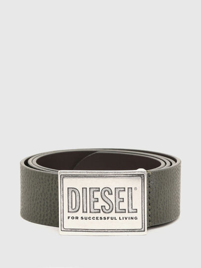Diesel - B-GRAIN, Brown - Belts - Image 1