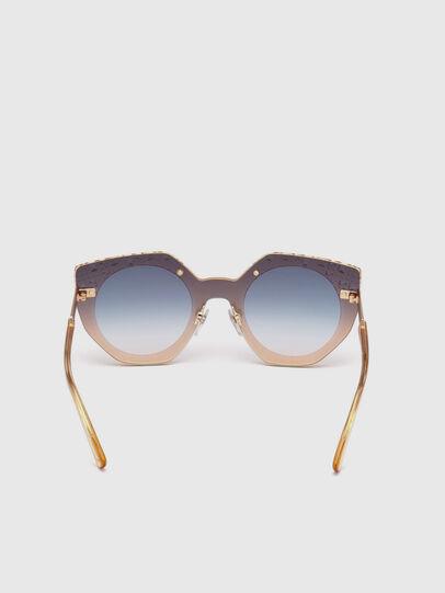 Diesel - DL0258, Pink - Sunglasses - Image 4