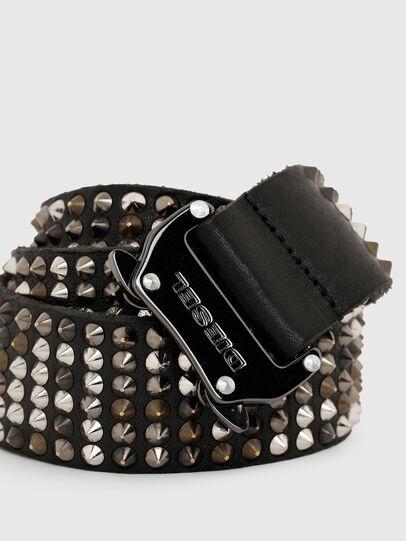 Diesel - B-FULSTAD, Black - Belts - Image 2