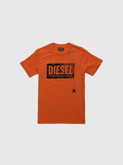 Diesel - TWEEN-TSE, Orange - T-shirts and Tops - Image 1