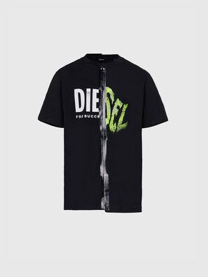 T-JUBBLE-X2, Black - T-Shirts