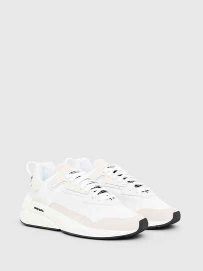 Diesel - S-SERENDIPITY LC W, White - Sneakers - Image 2