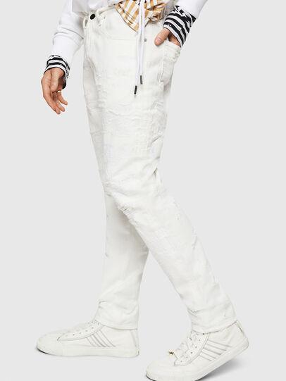 Diesel - Mharky 069IJ, White - Jeans - Image 5
