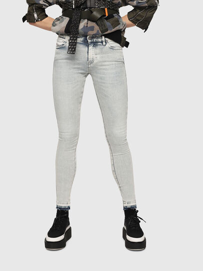 Diesel - Slandy 086AF, Light Blue - Jeans - Image 1