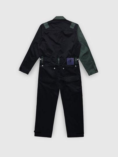 Diesel - PR-JM01, Dark Blue - Jumpsuits - Image 2