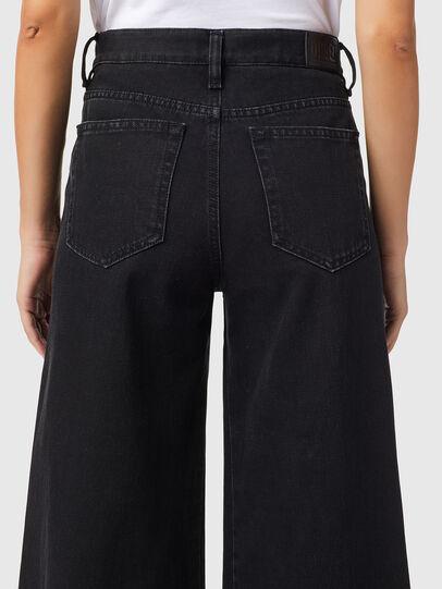 Diesel - D-Akemi Z09RL, Black/Dark grey - Jeans - Image 4