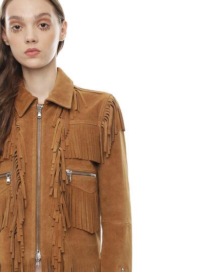 Diesel - LAUL,  - Leather jackets - Image 4