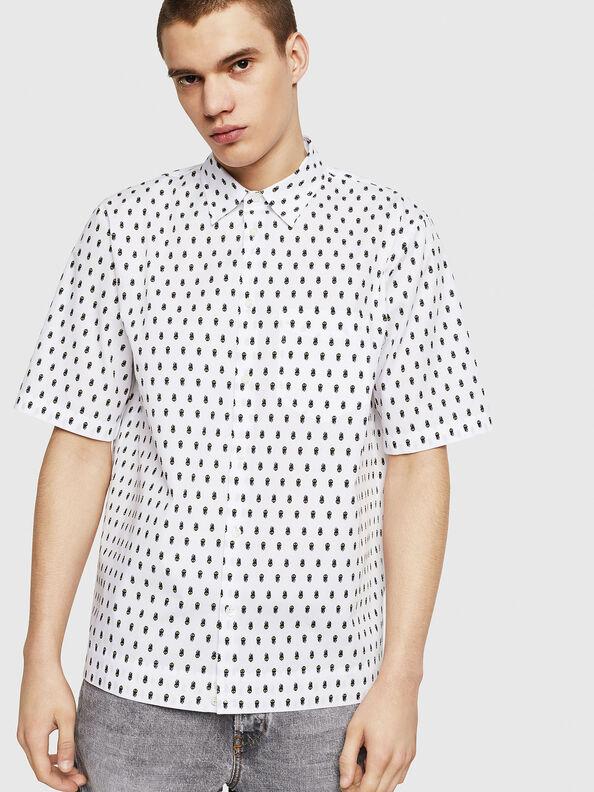 S-FRY-SKULL,  - Shirts