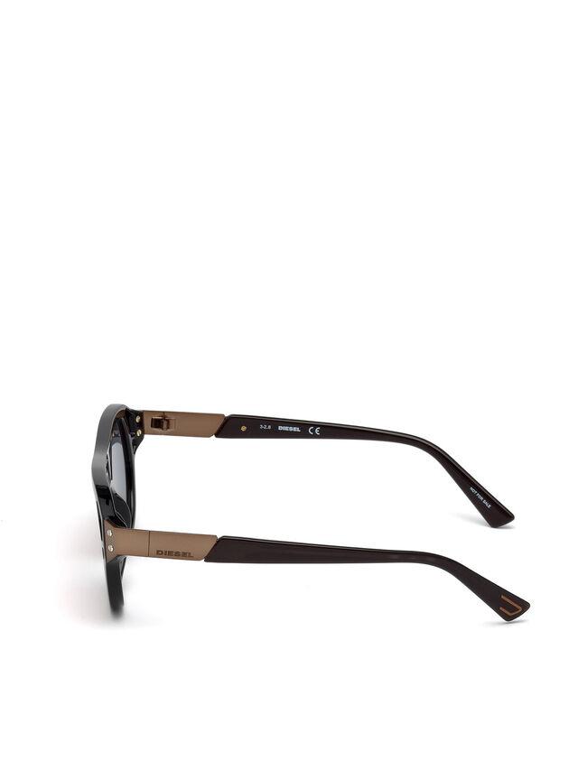 Diesel DL0233, Black - Eyewear - Image 5