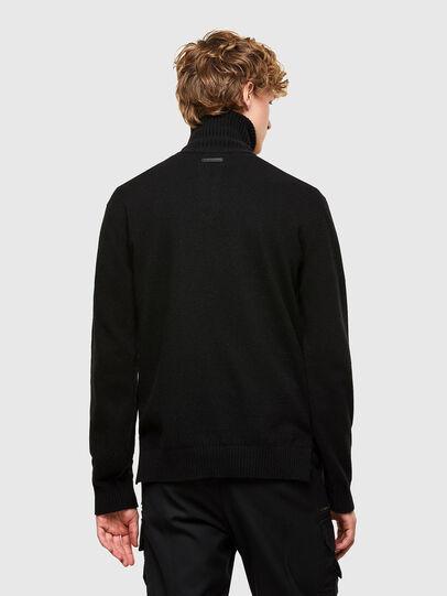 Diesel - K-GABY, Black - Knitwear - Image 2