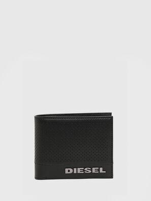 HIRESH S, Black - Small Wallets
