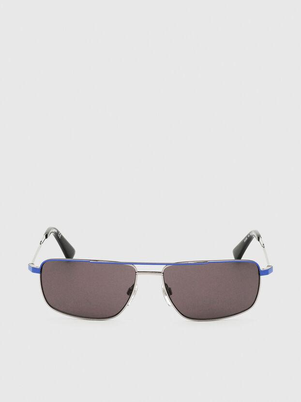 DL0308, Blue/Grey - Sunglasses