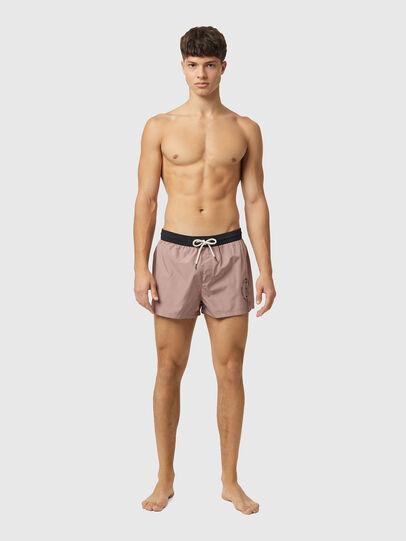 Diesel - BMBX-SANDY 2.017, Lilac - Swim shorts - Image 1