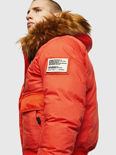 Diesel - W-BURKISK,  - Winter Jackets - Image 7