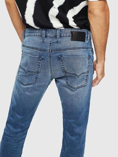 Diesel - Krooley JoggJeans 069MA, Medium blue - Jeans - Image 6