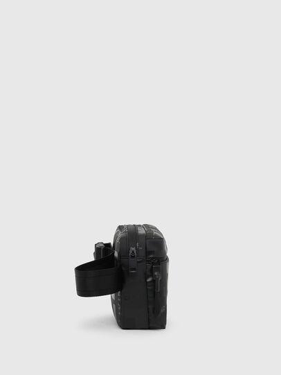 Diesel - X-BOLD BELTBAG, Black - Belt bags - Image 3