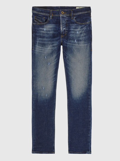 Diesel - Tepphar A87AT, Dark Blue - Jeans - Image 1