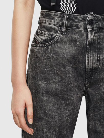 Diesel - D-Reggy 0099F, Black/Dark grey - Jeans - Image 3