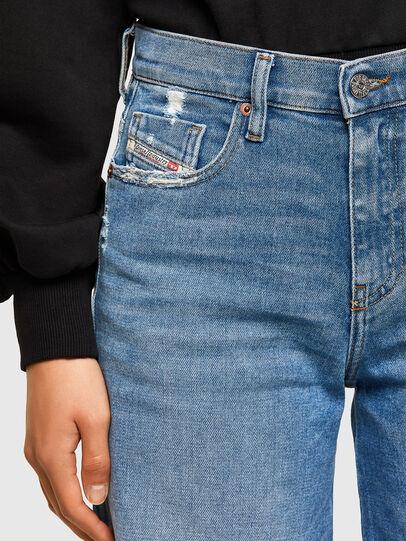Diesel - D-Akemi 009EU, Light Blue - Jeans - Image 3