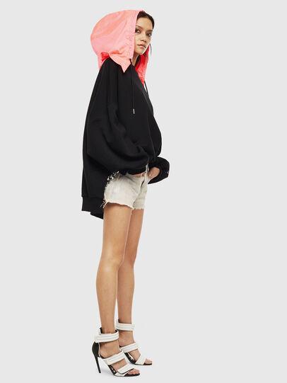 Diesel - F-JUSTIN, Black - Sweaters - Image 7