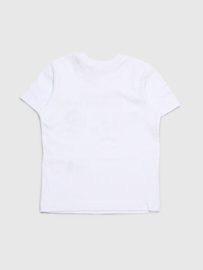 Diesel - TDIEGOXB-R, White - T-shirts and Tops - Image 2