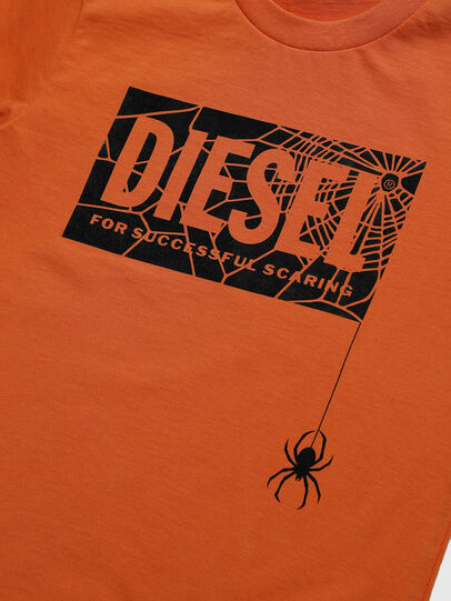 Diesel - TWEEN-TSE, Orange - T-shirts and Tops - Image 3