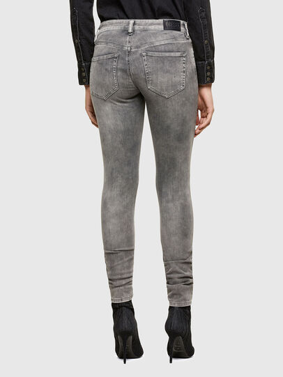Diesel - Slandy 069RS, Black/Dark grey - Jeans - Image 2