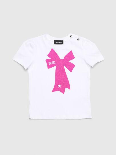 Diesel - TASHAB, White - T-shirts and Tops - Image 1