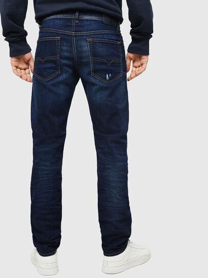 Diesel - Buster 069BM, Dark Blue - Jeans - Image 2