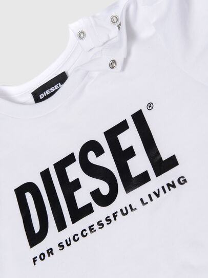 Diesel - TRASSYB, White - T-shirts and Tops - Image 3