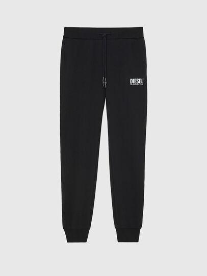 Diesel - UFLB-VICTADIA, Black - Pants - Image 1
