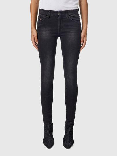 Diesel - Slandy 069EF, Black/Dark grey - Jeans - Image 1