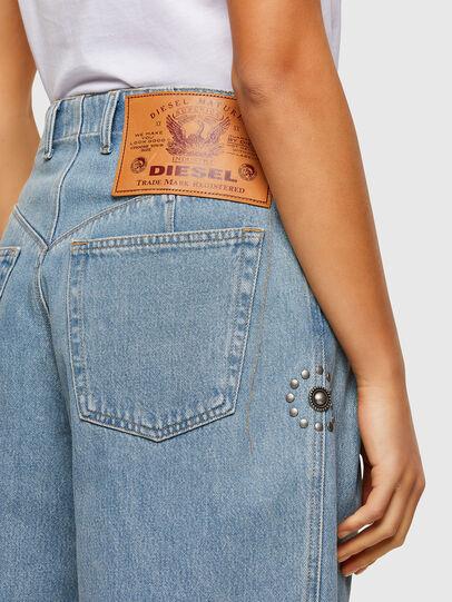 Diesel - D-Concias 009RQ, Light Blue - Jeans - Image 4