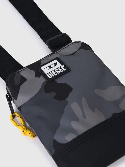Diesel - VYGA, Grey/Black - Crossbody Bags - Image 5