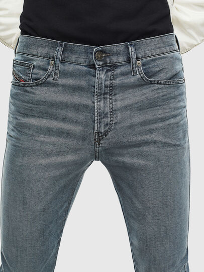 Diesel - D-Reeft JoggJeans 069LT, Dark Blue - Jeans - Image 3
