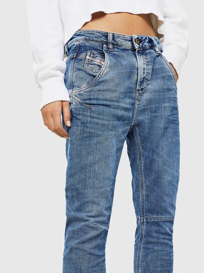Diesel - Fayza JoggJeans 0870K, Light Blue - Jeans - Image 3