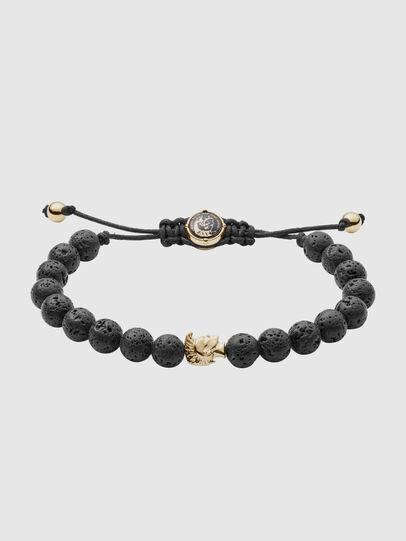 Diesel - DX1069, Black - Bracelets - Image 1