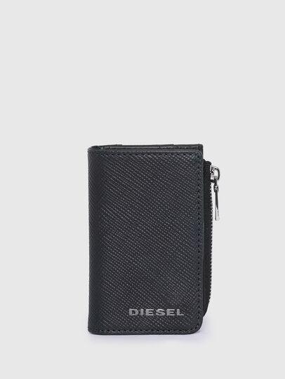 Diesel - L-ZIP KEY, Dark Blue - Bijoux and Gadgets - Image 1