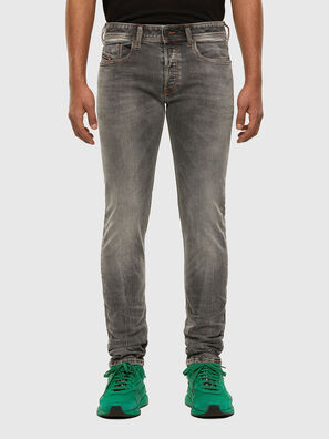 Sleenker 009FW, Light Grey - Jeans