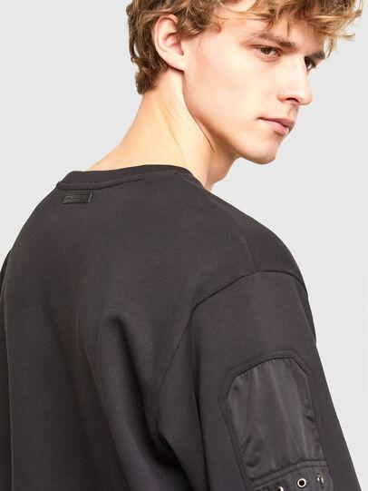 Diesel - T-DOLFY, Black - T-Shirts - Image 4