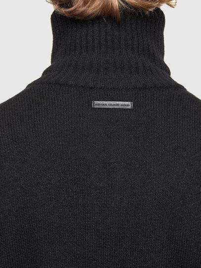 Diesel - K-GABY, Black - Knitwear - Image 4