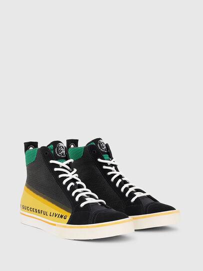 Diesel - S-DVELOWS MID, Multicolor/Black - Sneakers - Image 2