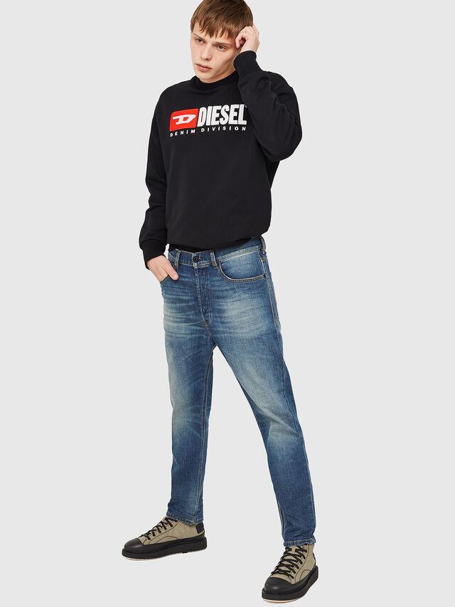 Diesel - H-CAGE DBB, Gray/Black - Boots - Image 7