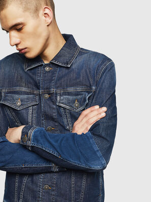 D-NHILL-SP JOGGJEANS,  - Denim Jackets