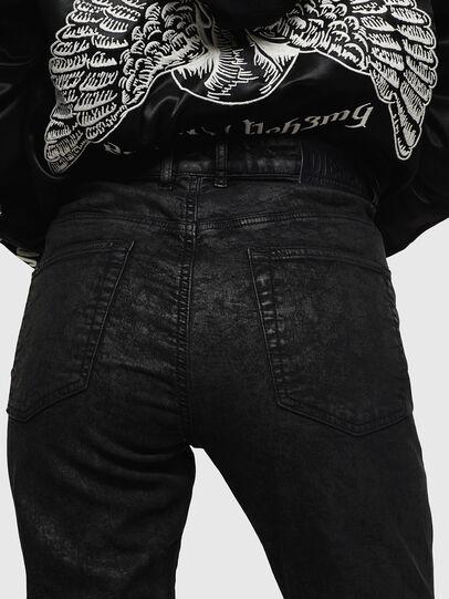 Diesel - D-Eifault JoggJeans 084AG, Black/Dark grey - Jeans - Image 5